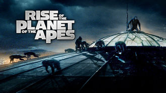 Is Rise of the Planet of the Apes on Netflix?
