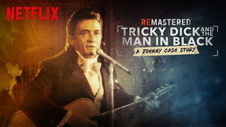 Is ReMastered: Tricky Dick & The Man in Black on Netflix Argentina?